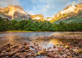 Canaima and Angel Falls