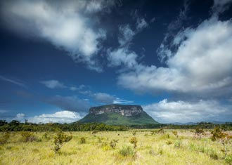 Gran Sabana and Roraima